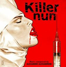 Killer Nun - Complete - Limited 1000 - Red/Black Vinyl - Alessandro Alessandroni