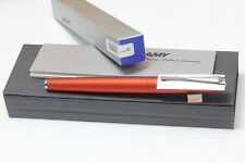 Lamy 366 Royal Red Special Edition Studio Rollerball (New)