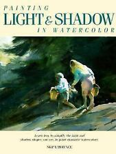 Painting Light and Shadow in Watercolor, William B. Lawrence, Good Book