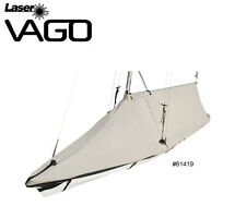 Custom Exact Fit LASER Sail Boat OEM Vago Deck Cover Mast Up / Tented 5 Yrs Warr