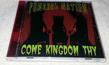 "Funeral Nation ""Come Kingdom Thy"" Venom Slayer Master Possessed Satanic 666"