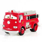 Disney Pixar Mattel Diecast Metal Fire Enginer RED Truck 1:55 Kid Car Toy loose