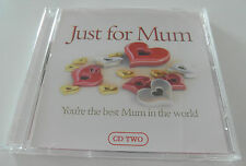 Just For Mum - You`re The Best Mum In The World / CD 2 (CD Album) Used Very Good