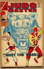 "Judo Master #93 - ""Meet The Tiger"" 1967 (Grade 7.0) WH"