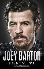 No Nonsense: The Autobiography by Joey Barton (Paperback, 2016) Used Great Con