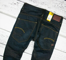 NWT G-STAR RAW TYPE C 3D LOOSE TAPERED FIT INDIGO AGED MENS JEANS 33/34 88 CM