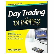 Day Trading for Dummies® by Ann C. Logue (2014, Paperback)