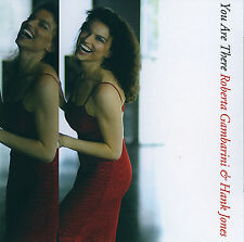 You are there-roberta Gambarini + Hank Jones-CD Album 03/04