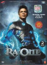 RA ONE / RA.ONE (SHAHRUKH KHAN, KAREENA KAPOOR) - BOLLYWOOD 2 DISC DVD