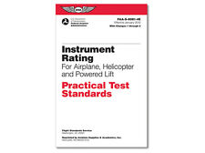 Practical Test Standards: Instrument Rating (Helicopter & Powered Lift)