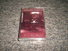 The Del Lords~Lovers Who Wander~SEALED/NEW~Cassette Tape~FAST SHIPPING!
