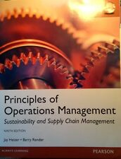 Principles of Operations Management 9780273787082