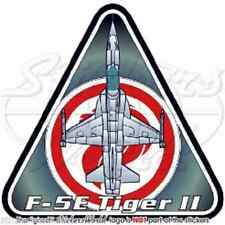 Northrop F-5E Tiger II SINGAPOUR AirForce RSAF Vinyle Autocollant Stickers