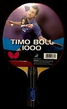 Butterfly Timo Boll 1000 Ping Pong Paddle Table Tennis Racket