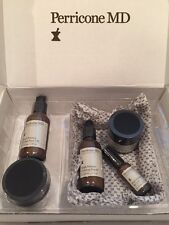New Perricone MD 90 Day 5 pc. Set ~Cold Plasma, Amine Face Lift, Evening Repair+