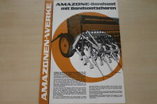 162891) Amazone Bandsaat Prospekt 07/1979