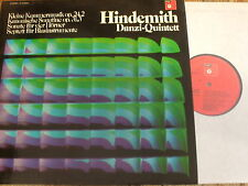 25 21639-2 Hindemith Kleine Kammermusik Op. 24 No. 2 etc. / Danzi Quintet