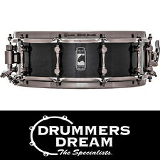 """Brand New Mapex Black Panther """"Black Widow"""" 14"""" x 5"""" Maple Snare Drum"""