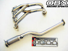 OBX Exhaust Header Fits 03 04 05 06 07 Hyundai Tiburon 2.0L 4 Cyl DOHC w/ DP