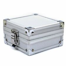 Better Select Aluminum Case Box with Clasp for Coil Tattoo Gun Machine New