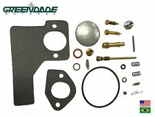 CARBURETOR OVERHAUL KIT FOR B&S REPLACES OEM:  299852  394698 OREGON 49-102
