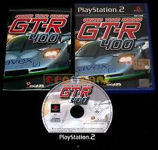 GT-R 400 Ps2 Versione Ufficiale Italiana 1ª Edizione GTR ••••• COMPLETO