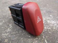 VAUXHALL AGILA HAZARD LIGHT SWITCH 2000 TO 2007 warning flasher switch