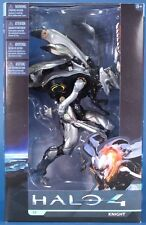 "Halo 4 Promethean Knight McFarlane Deluxe Action Figure 9"" XBOX"
