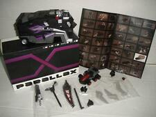 New Transformers TFX Rodimus Black and Purple Trailer In Stock