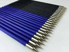 Hot 24# Deep Purple Black Arrows Darts 50~80 lb Plastic Arrows Crossbow Mini Bow