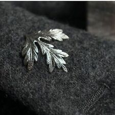 Mens Fashion Accs Maple Leaf Retro Brooch Pin Lapel Party Wedding Corsage