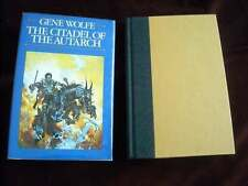 Gene Wolfe - 4th Vol. BONS - CITADEL OF THE AUTARCH - BCE  (file photo)