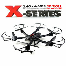 MJX X600 BLACK Hexacopter Quadcopter  New  RC Helicopter  4ch 6-axis Gyro Drones