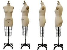 Professional Pro Female Working dress form, Mannequin,Half Size 14, w/Hip