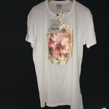 Vivienne Westwood Man Tshirt Top Tee White Size L Bnwt Rrp 125 Polo Short Sleeve
