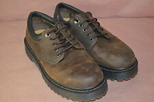 MENS LEATHER SKECHERS FEEL THE COMFORT SHOES (SIZE 8.5 US)