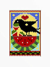 Watermelon Time!~Beaded Banner Pattern
