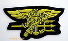 """5"""" XL US NAVY SEAL TEAM TRIDENT HAT PATCH UDT NCIS CIA EAGLE 1 2 3 4 5 6 7 8 10"""