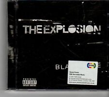 (FH555) The Explosion, Black Tape - 2004 CD