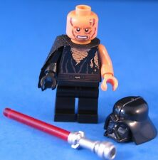 LEGO® brick STAR WARS™ 8096 DARTH VADER™ Minifigure™ ROTS Mustafar Burn Damage