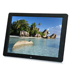 "15"" Widescreen LED 1280*800 HD Digital Photo Frame UK Standard Plug"