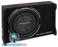 "PIONEER TS-SWX3002 12"" 1500W SHALLOW MOUNT SUBWOOFER ENCLOSURE BASS SPEAKER BOX"
