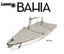 Custom Exact Fit LASER Sail Boat OEM Bahia Deck Cover / Mast Up Made in USA