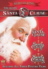 The Santa Clause: 3 Movie Collection, New DVDs