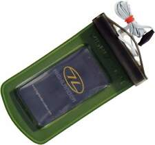 WATERPROOF MOBILE / GPS / MONEY POUCH PROTECTOR BY HIGHLANDER