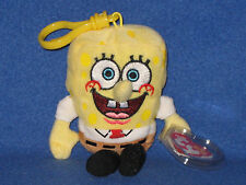 TY KEY CLIPS - SPONGEBOB SQUAREPANTS - MINT with  MINT TAGS