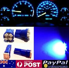 Blue LED Dash Gauge Light Kit - Suit Ford Falcon Fairlane AU Series 1