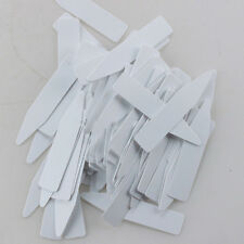 100Pcs Mini Plant Seed Label Pot Marker Nursery Garden Stake Tags Tool Reliable