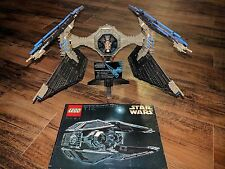 LEGO 7181 Star Wars UCS TIE Interceptor Complete with Instructions RARE