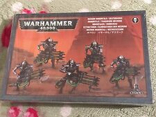 WARHAMMER 40000 NECRON IMMORTALI deathmarks Citadel Games Workshop 40k AFFARE